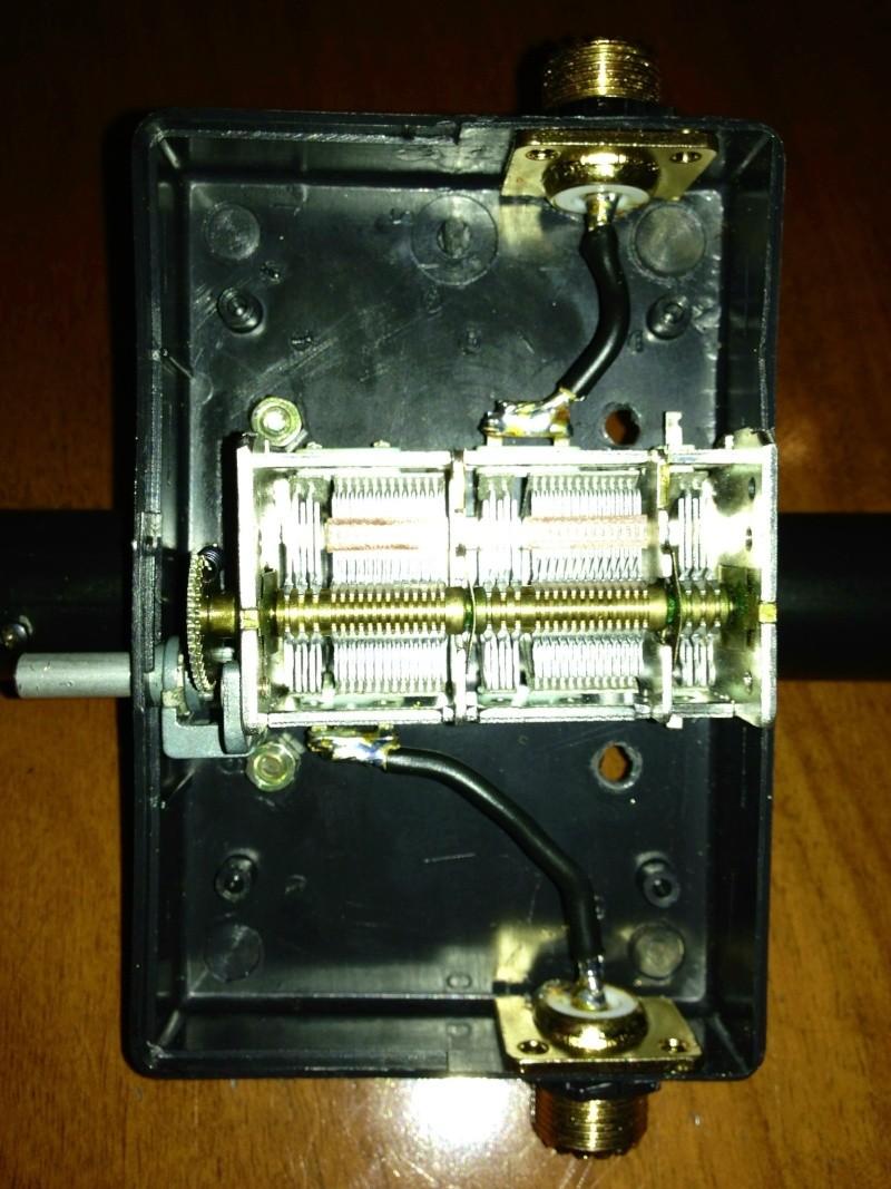Loop magnetico per QRP..provato Img_0211