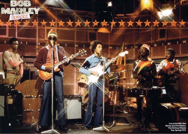 The Wailers - Catch A Fire (1973) Ece5a310