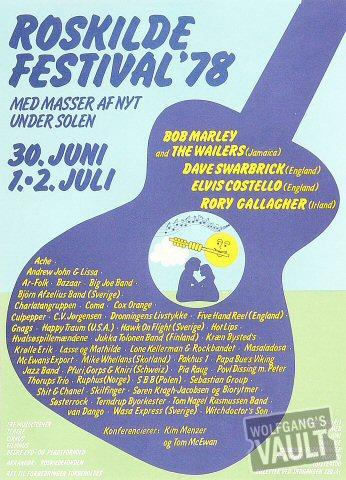 Photos de Sigmund Ruud - Hortensfestival -Horten (Norvège)- 2 juillet 1978 Ros78010
