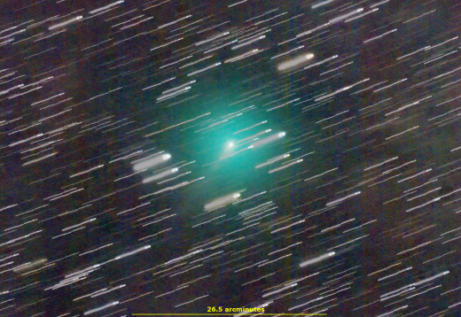 Off Topic New Comet  Cometa10