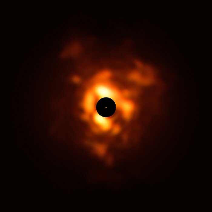 Off Topic. Is Betelgeuse About To Explode? Eso20010