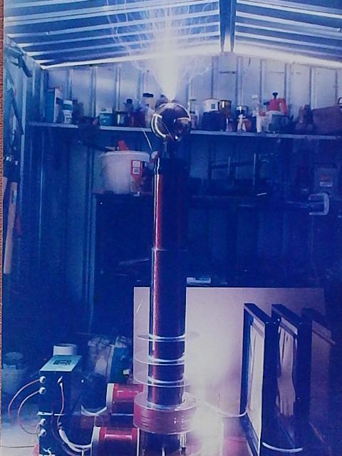 Tesla Coil. Rscn1613