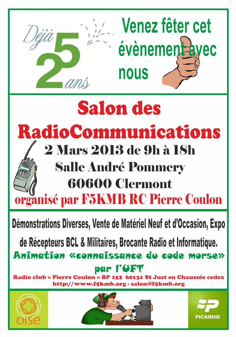 SALON RADIO Clermont Dep 60 (Oise) - Page 4 Affich10