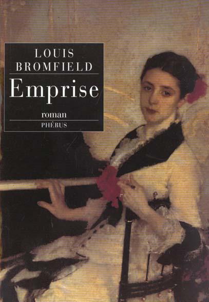 [Bromfield, Louis] Emprise. Empris10