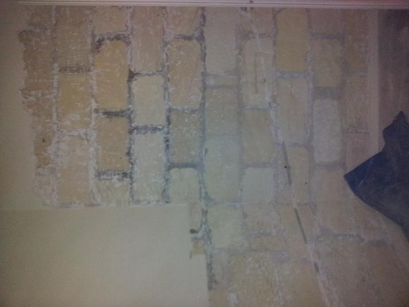 rénover un mur en pierre apparente avec joint ciment 20121211