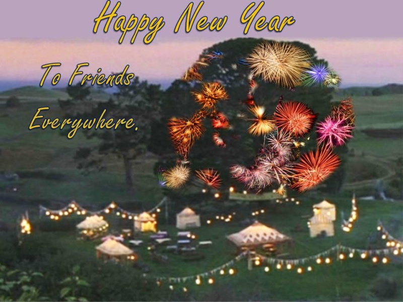 Happy New year 16466910