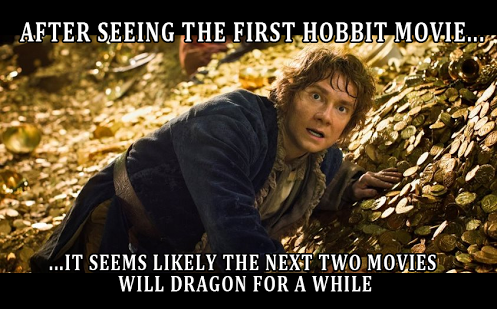 Lord of the Rings Humour: Parodies, Satires and More [2] - Page 5 Dragon10