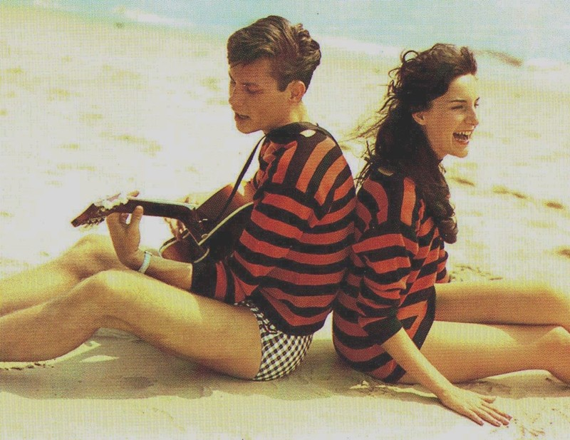 Franco Duval & Maria Duval - Дюваль в молодости 510