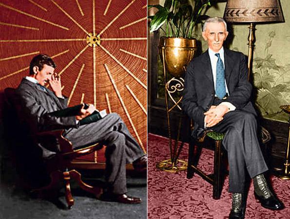 Никола Тесла - великий ученый, загадочный изобретатель, властелин электричества Dddddd14
