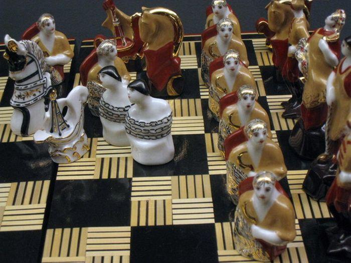 Шахматы Ddnddn14