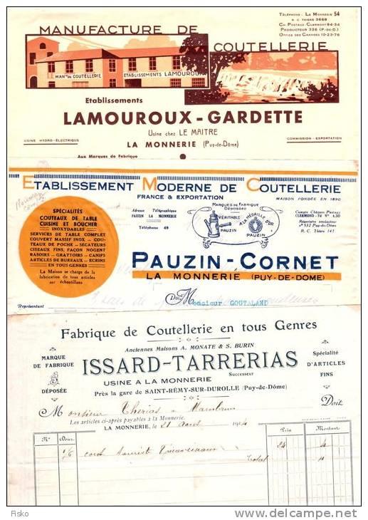 Rasoir GARDETTE Factur10