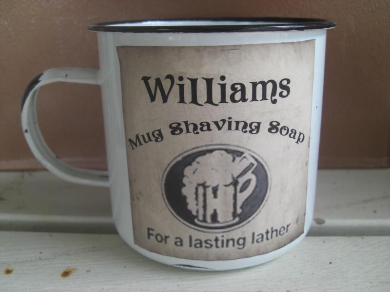 Williams Mug Shaving Soap Mug_wi10