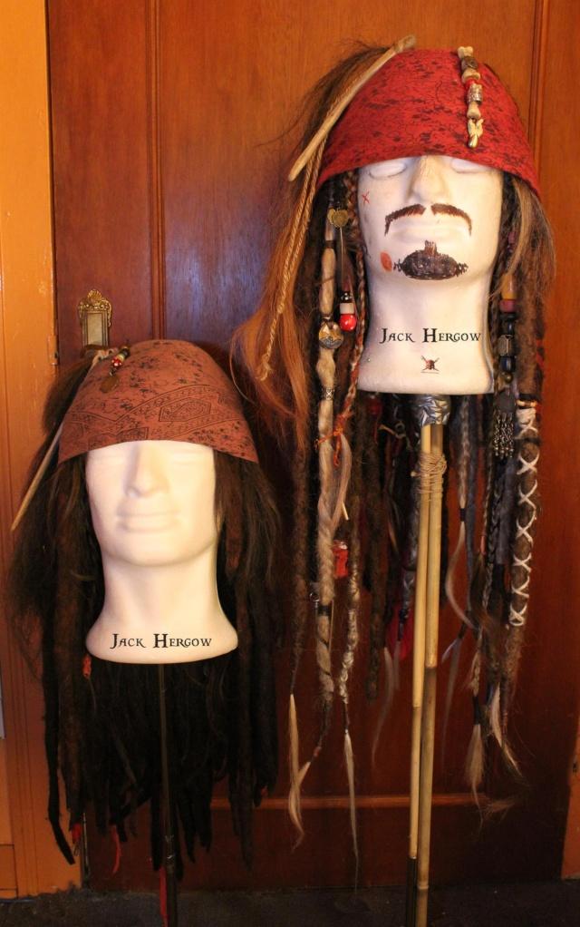 [Costumes] Capitaine Jack Sparrow & Angélica 21900610