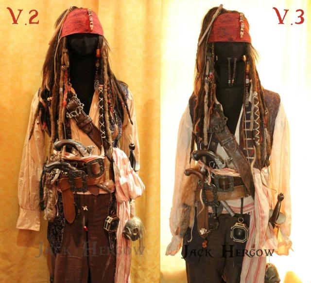 [Costumes] Capitaine Jack Sparrow & Angélica 46562710