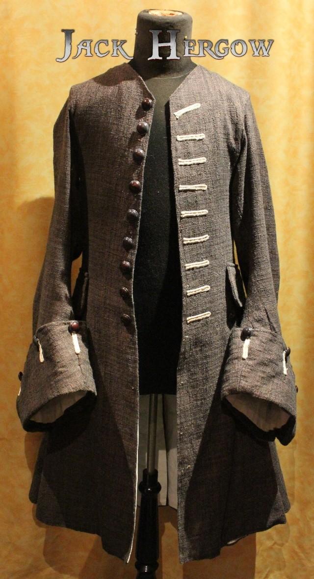 [Costumes] Capitaine Jack Sparrow & Angélica Img_3411