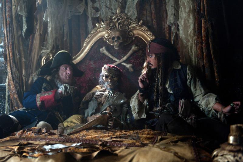 [Costumes] Capitaine Jack Sparrow & Angélica Tumblr10