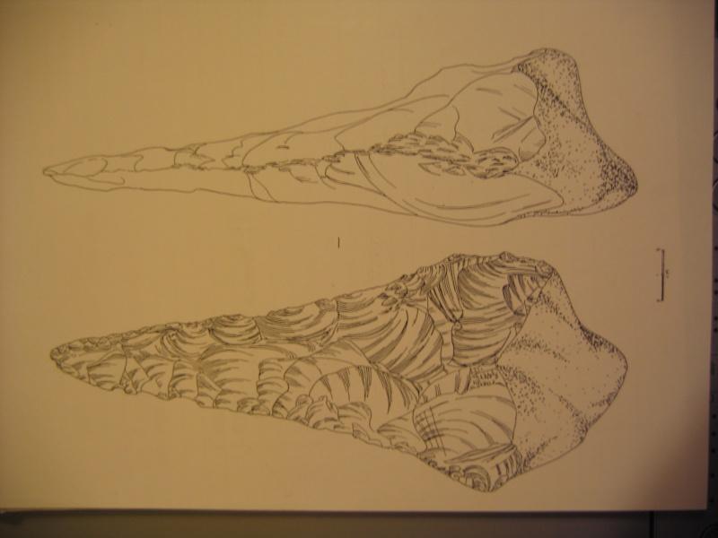 Replicating Acheulian Hand Axes Img_4126