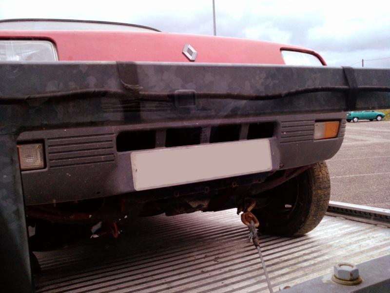 R5 GTL rouge 5 portes de 1981 P1128011