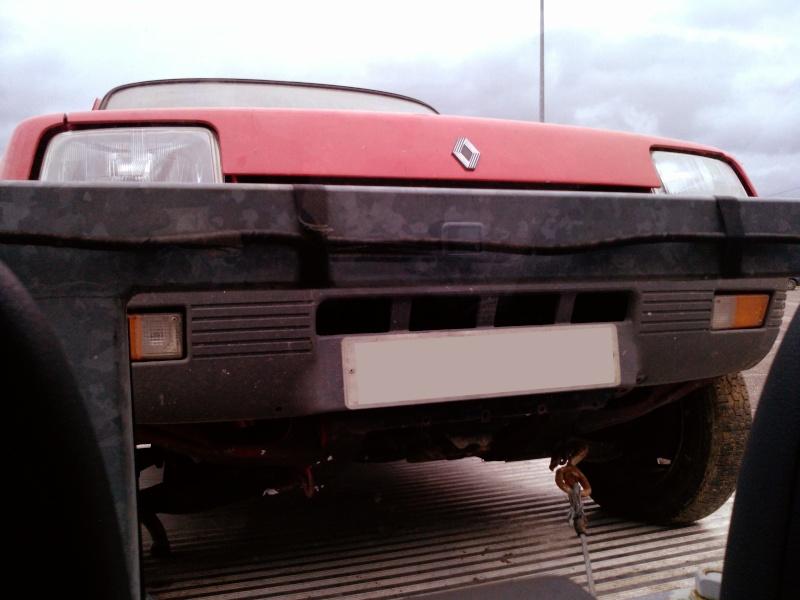 R5 GTL rouge 5 portes de 1981 P1129_10