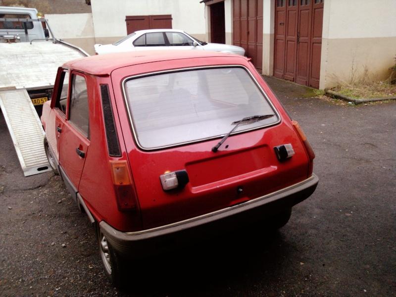 R5 GTL rouge 5 portes de 1981 P1254010