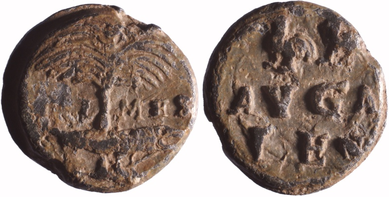 Les plombs de soyeux de Nîmes. D11710