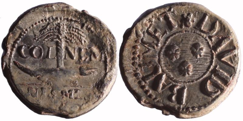Les plombs de soyeux de Nîmes. D18610