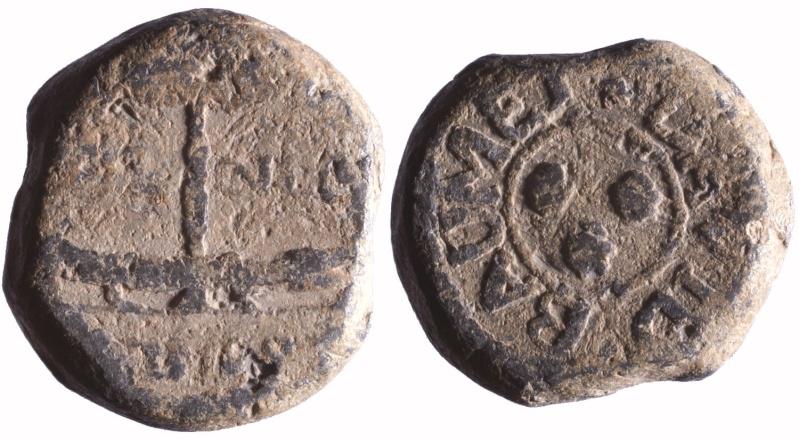 Les plombs de soyeux de Nîmes. D73710