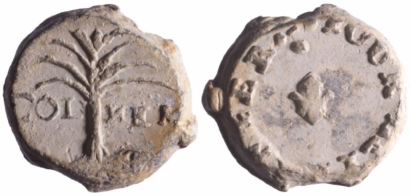 Les plombs de soyeux de Nîmes. D89310