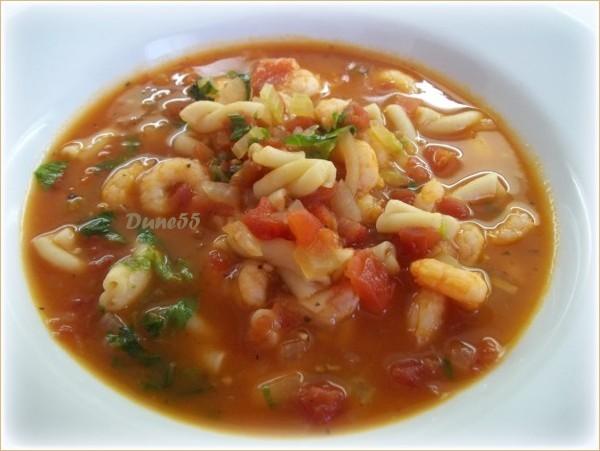 Soupe crevettes épicée 71829310