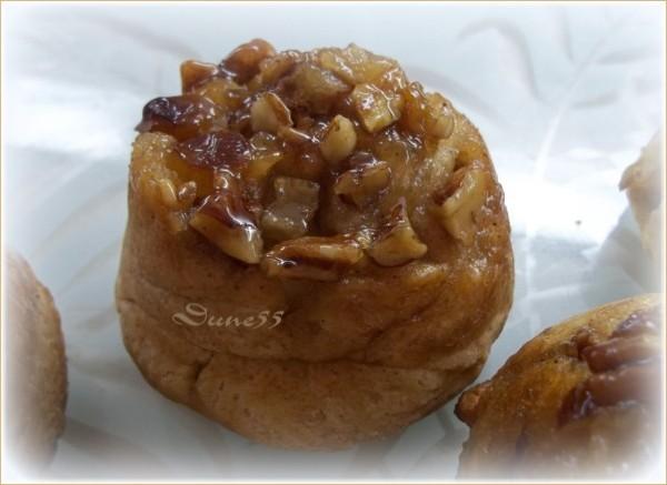 Tourbillons épicés aux pommes et au piment de la Jamaïque  72382910
