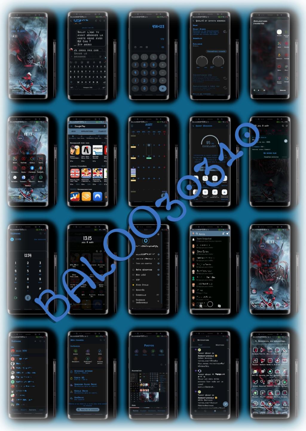 Thèmes Samsung #Bodhisattva_OneUI Hex_re10