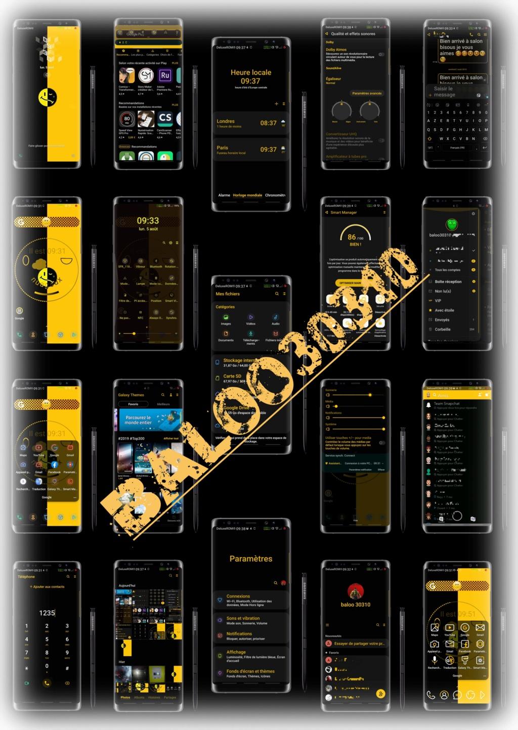 Thèmes Samsung #Bodhisattva_OneUI Hex_sm10