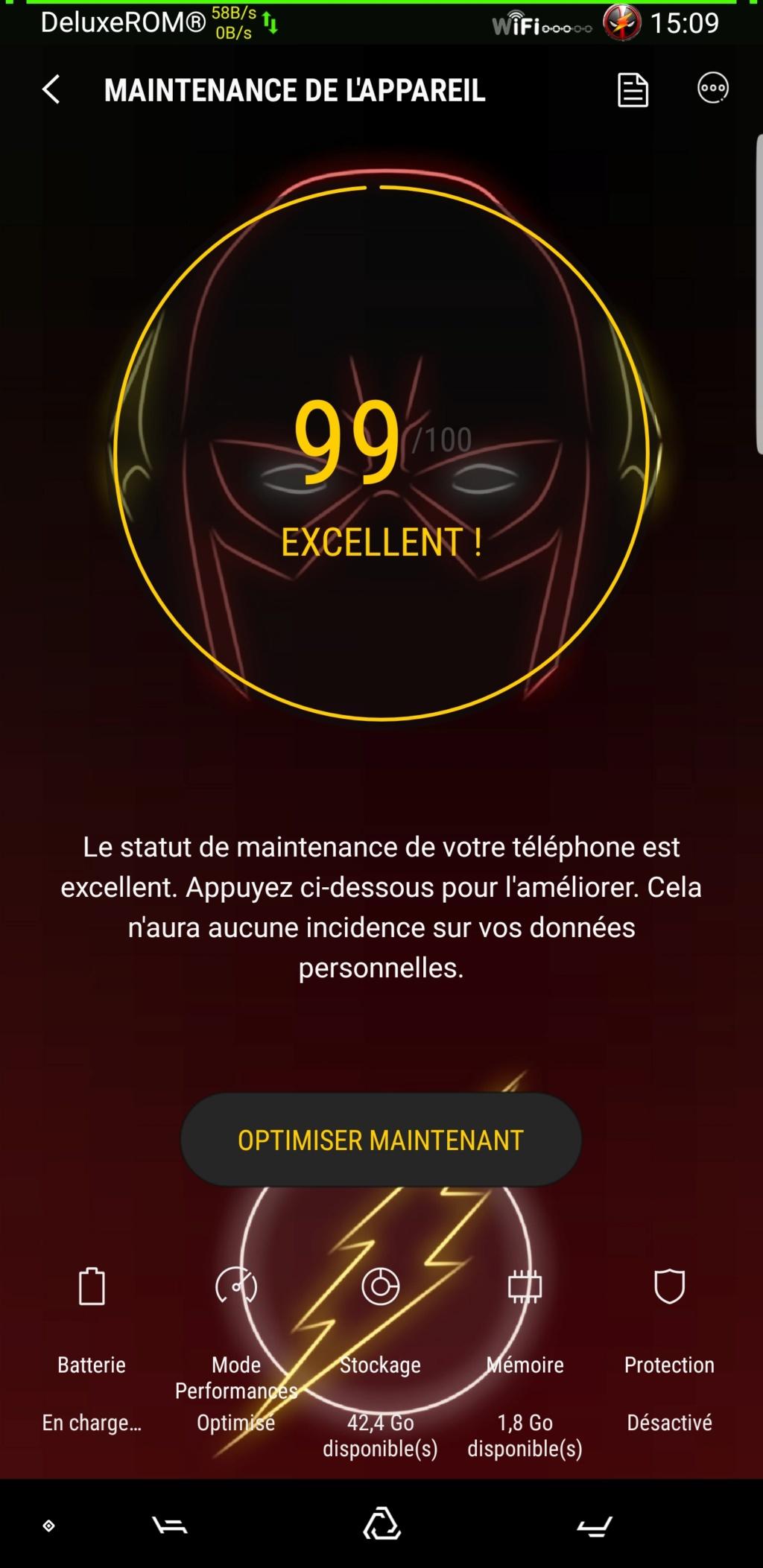 Thèmes No Root Oréo Voir Nougat .. Screen47
