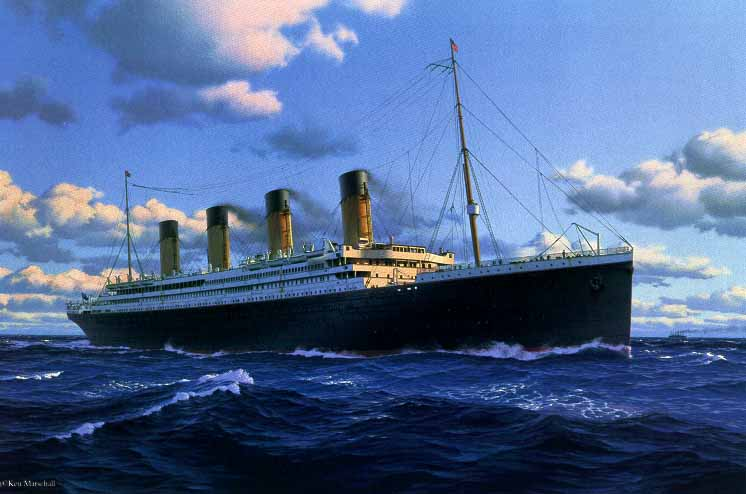 The RMS Titanic II- the Offical JFC Ocean Cruise Liner Titani10