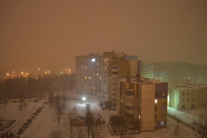 Форточка в зиму 210