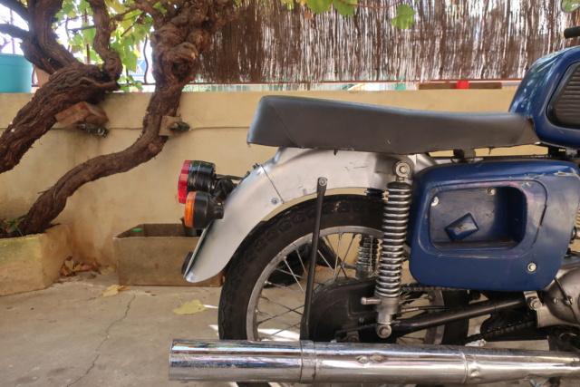 ts 125cc couvercle Ts4610