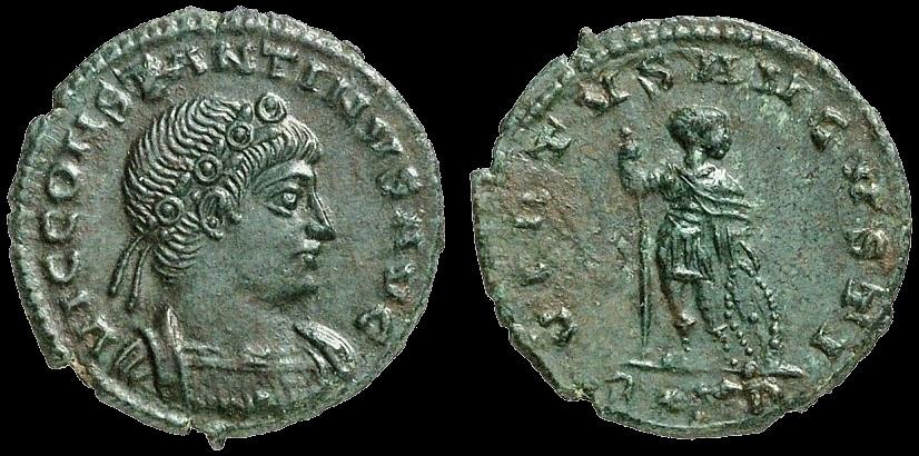 Petite romaine avec un début de légende inhabituel Sans_t30