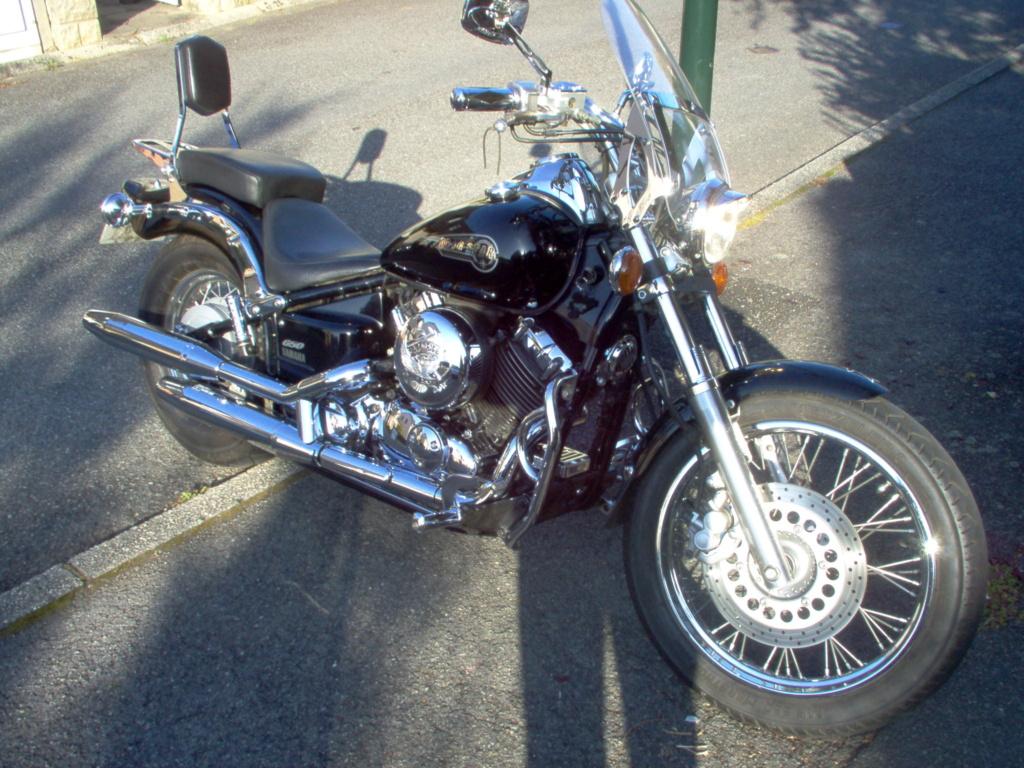 YAMAHA - Feu arrière Led Dragstar Classic/que & Royal Star 05712