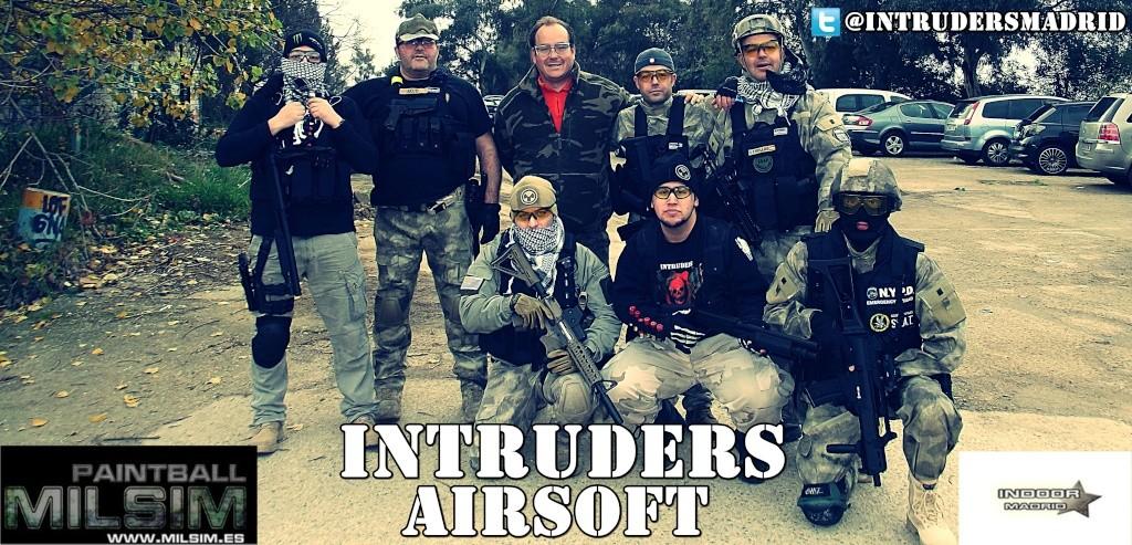 INTRUDERS AIRSOFT