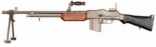 Bộ sưu tập vũ khí của VN trong 2 cuộc kháng chiến Bar19110