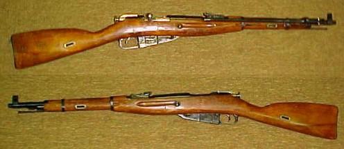 Bộ sưu tập vũ khí của VN trong 2 cuộc kháng chiến M1891-10