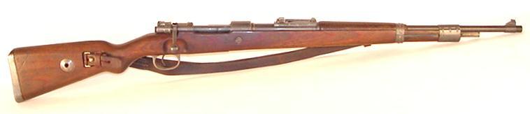 Bộ sưu tập vũ khí của VN trong 2 cuộc kháng chiến Mauser11