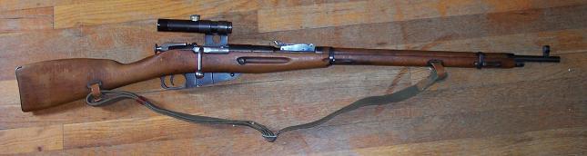 Bộ sưu tập vũ khí của VN trong 2 cuộc kháng chiến Mosin_13