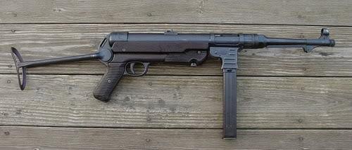 Bộ sưu tập vũ khí của VN trong 2 cuộc kháng chiến Mp4010