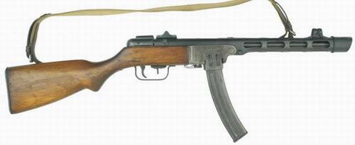 Bộ sưu tập vũ khí của VN trong 2 cuộc kháng chiến Ppsh4110