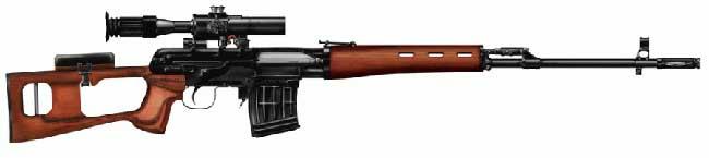 Bộ sưu tập vũ khí của VN trong 2 cuộc kháng chiến Svd10