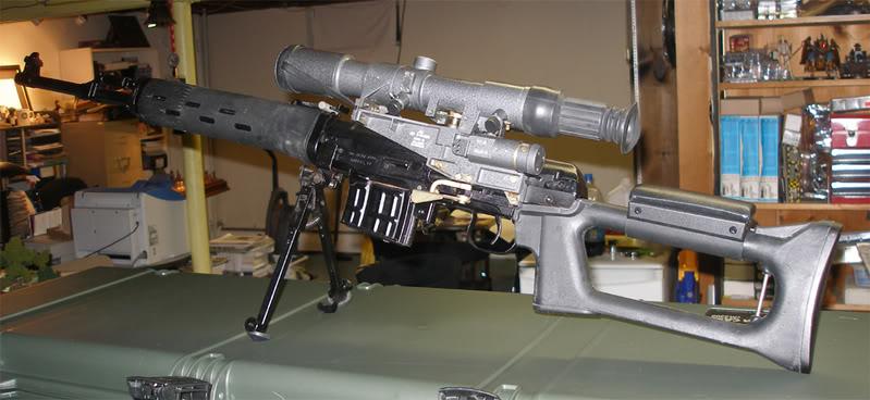 Bộ sưu tập vũ khí của VN trong 2 cuộc kháng chiến Svd110