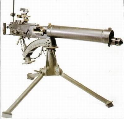 Bộ sưu tập vũ khí của VN trong 2 cuộc kháng chiến Vicker10