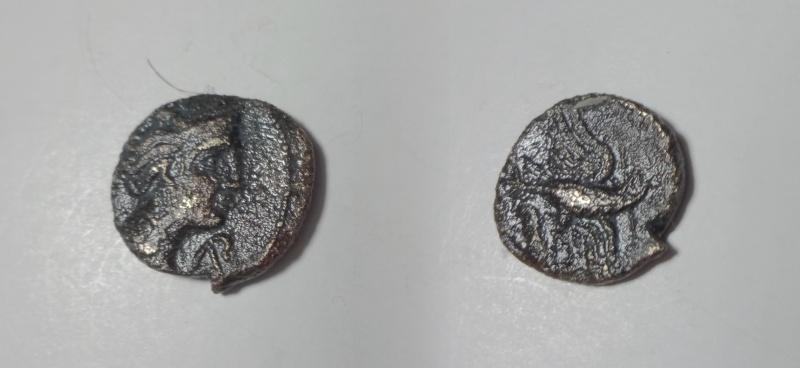 petit bronze a id. Idg110