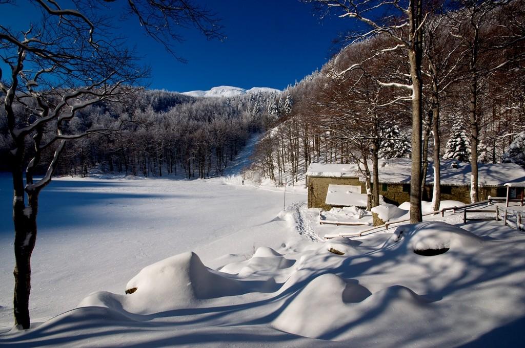 Rifugio Mariotti e lago Santo Dsc_0013